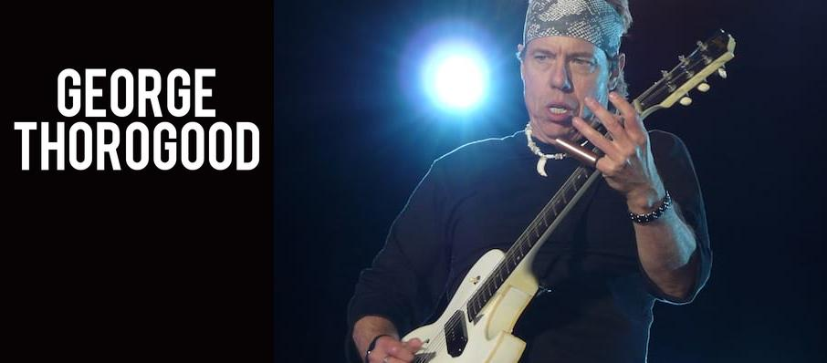 George Thorogood at Ruth Eckerd Hall