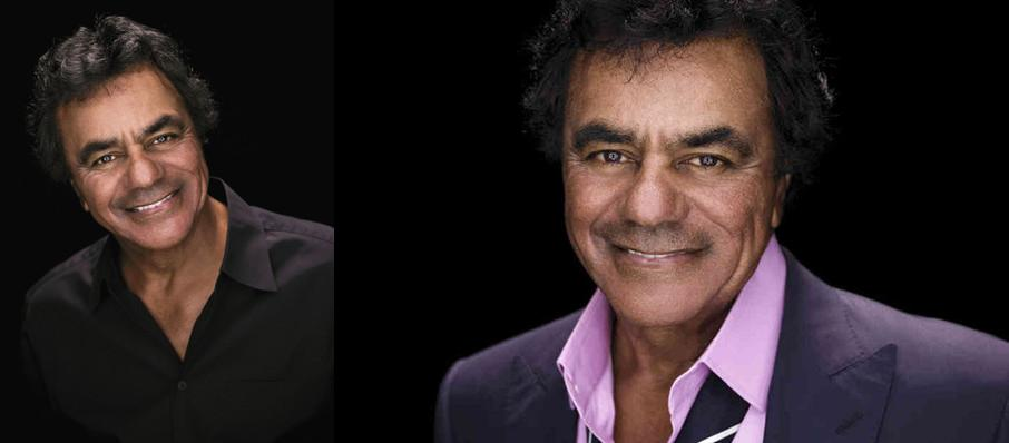 Johnny Mathis at Ruth Eckerd Hall