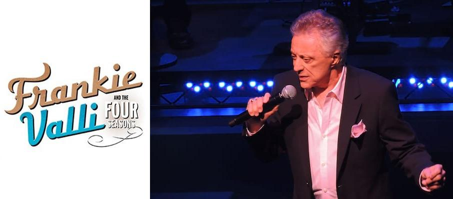 Frankie Valli & The Four Seasons at Ruth Eckerd Hall