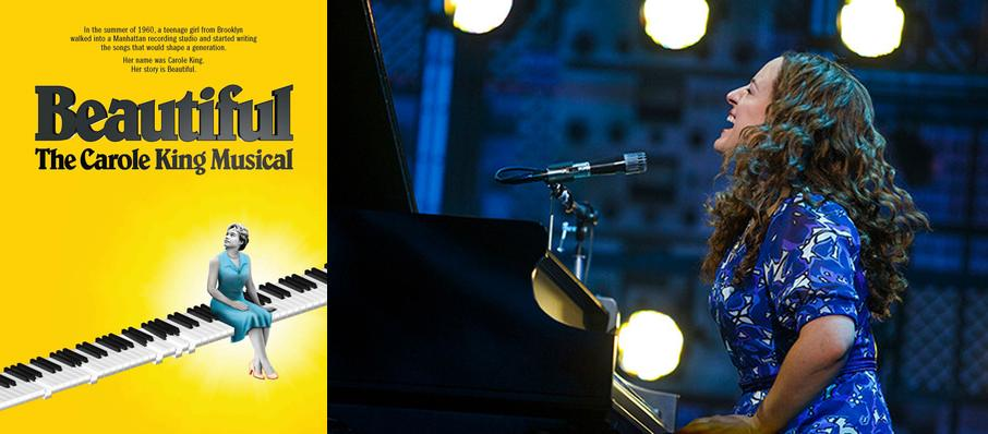 Beautiful: The Carole King Musical at Ruth Eckerd Hall
