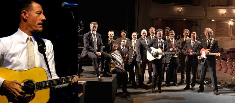 Lyle Lovett & His Large Band at Capitol Theatre