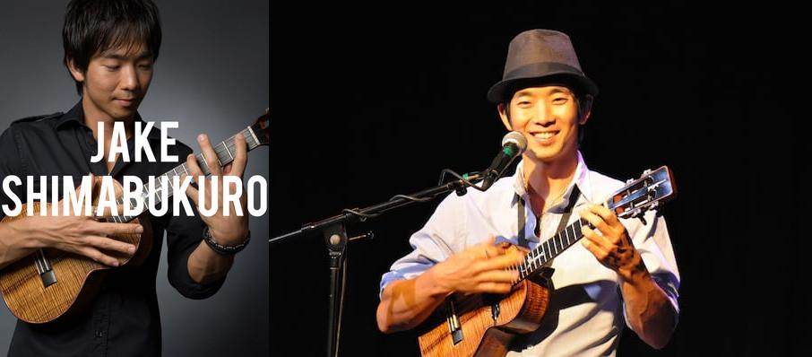 Jake Shimabukuro at Capitol Theatre