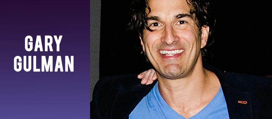 Gary Gulman at Capitol Theatre
