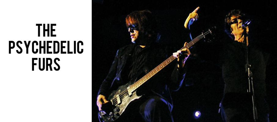 The Psychedelic Furs at Capitol Theatre