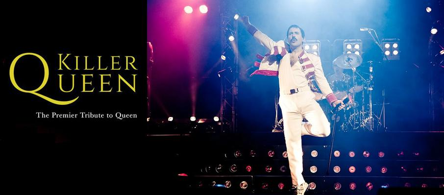 Killer Queen - Tribute to Queen at Capitol Theatre
