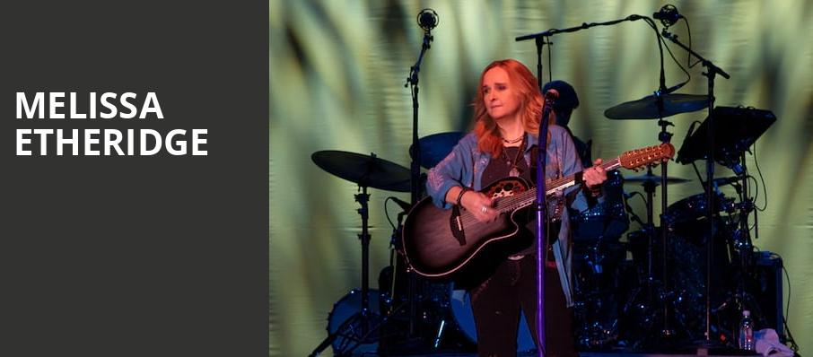 Melissa Etheridge, Ruth Eckerd Hall, Clearwater