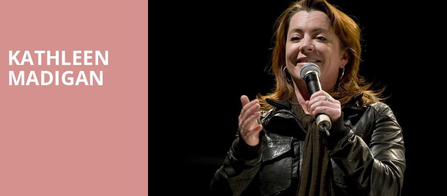Kathleen Madigan, Capitol Theatre , Clearwater