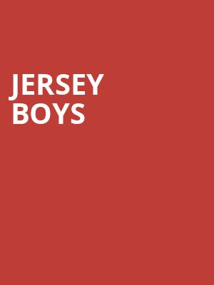 Jersey Boys, Ruth Eckerd Hall, Clearwater